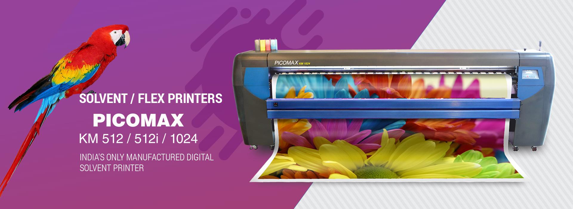 Eco Solvent Printer Supplier