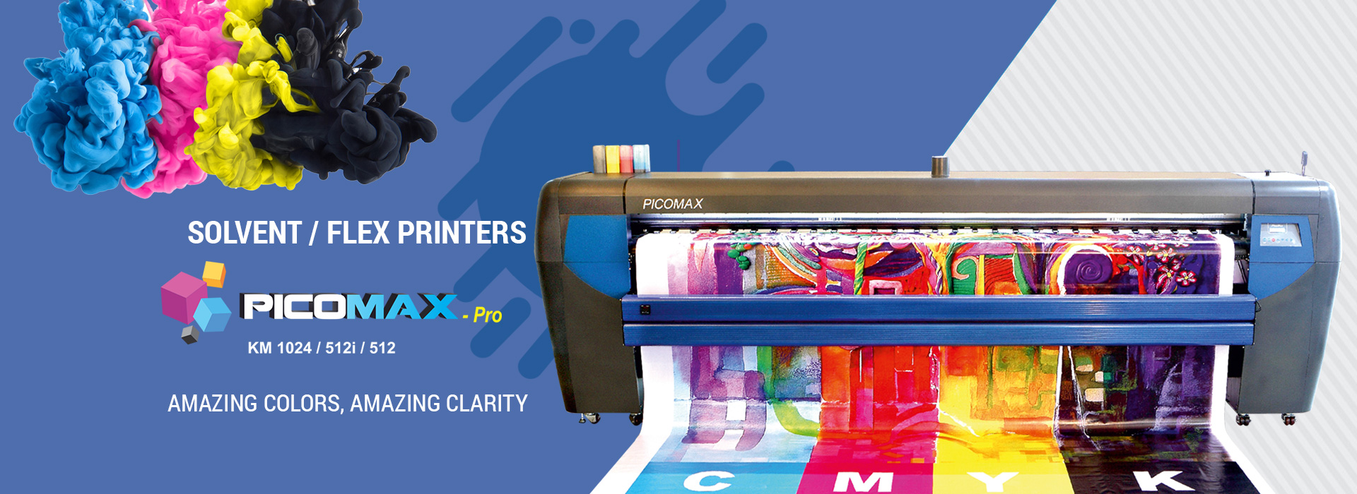 Eco Solvent Printer Manufacturer