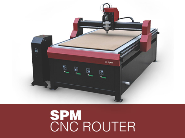 SPM CNC Router, High Speed Solvent Printer