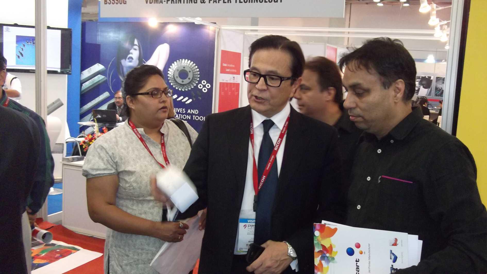Digital Inkjet Printing Machine Manufacturer India