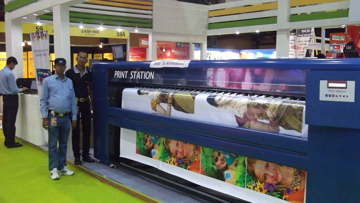 mumbai 5, Konica 512 Solvent Printer in mumbai