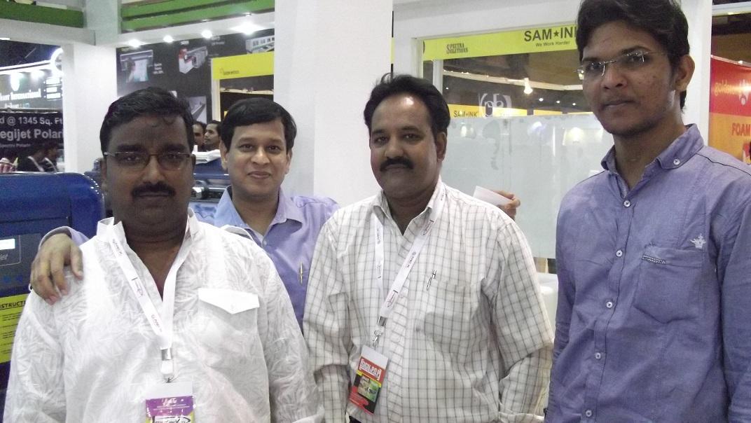 mumbai-8, Konica Solvent Printer India